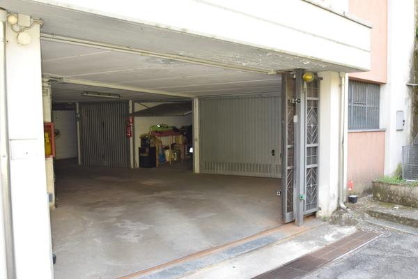 box03_0 - GARAGE/AUTORIMESSA/BOX AUTO LUINO (VA) CENTRO
