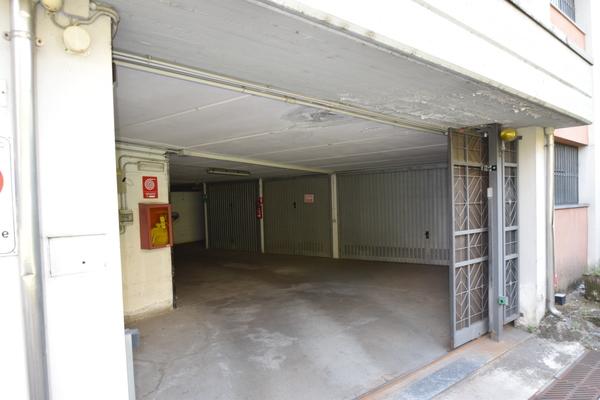 box01_0 - GARAGE/AUTORIMESSA/BOX AUTO LUINO (VA) CENTRO