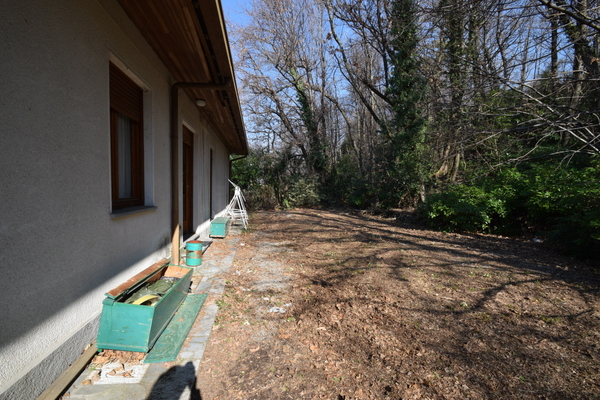 giardino retro1_33 - VILLA PORTO VALTRAVAGLIA (VA)