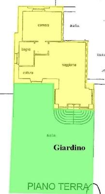 09-1 pianta_23 - Apartment GERMIGNAGA (VA) SEMICENTRO