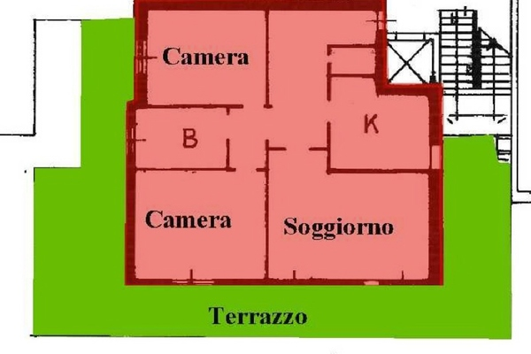 08-01-terrazzo_14 - APPARTAMENTO LUINO (VA) CENTRO