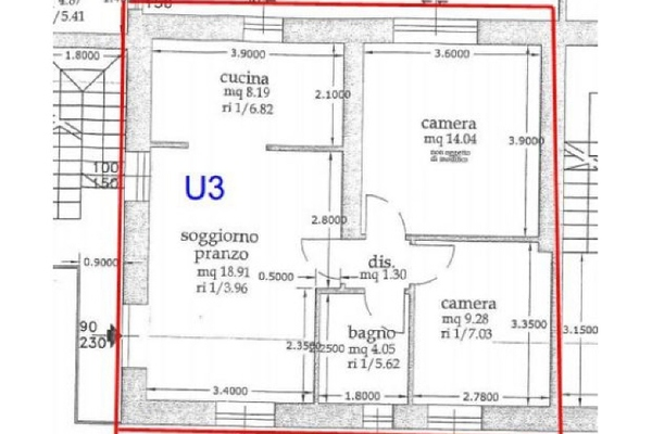 01-1 immobile_00 - APPARTAMENTO CUVIO (VA) CENTRO