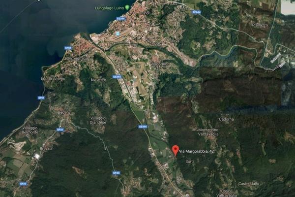 mappa_13 - APPARTAMENTO BRISSAGO VALTRAVAGLIA (VA) AL PIANO