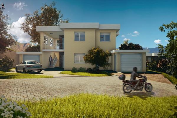 05-1 villa bifamiliare con box - COMPLESSO IMMOBILIARE GERMIGNAGA (VA) SEMICENTRO