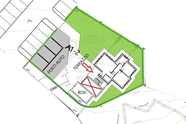 05-1 stato cantiere - apartment GERMIGNAGA (VA) SEMICENTRO