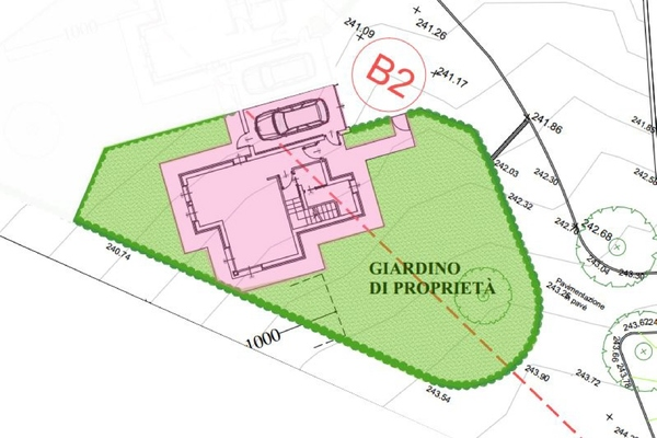 04-2 rendering_09 - VILLA GERMIGNAGA (VA) SEMICENTRO