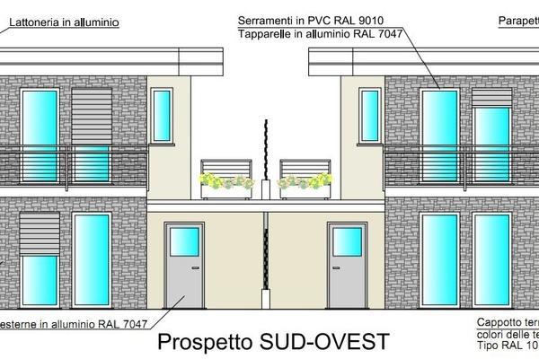 03-1 prospetto_06 - VILLA GERMIGNAGA (VA) SEMICENTRO