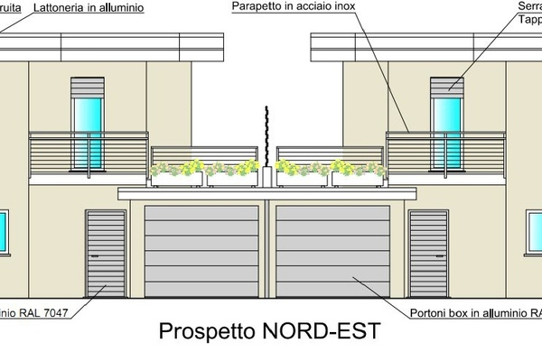 03-2 prospetto_07 - VILLA GERMIGNAGA (VA) SEMICENTRO