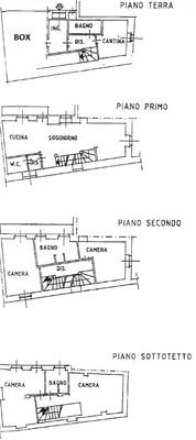 05-2 cucina_11 - PORZIONE DI FABBRICATO LUINO (VA) CENTRO STORICO