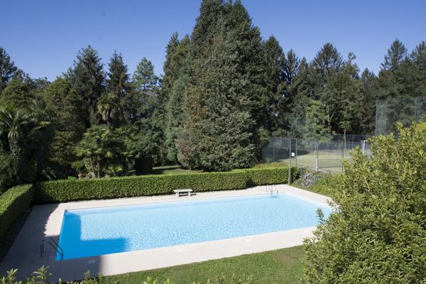 11-1 piscina_21 - APPARTAMENTO GERMIGNAGA (VA) SEMICENTRO