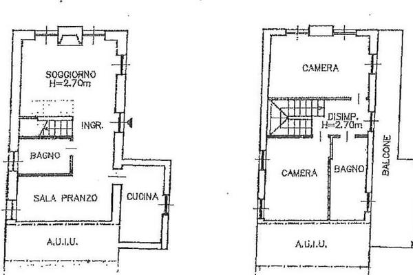 01-1 immobile - VILLA BREZZO DI BEDERO (VA) PISCIò