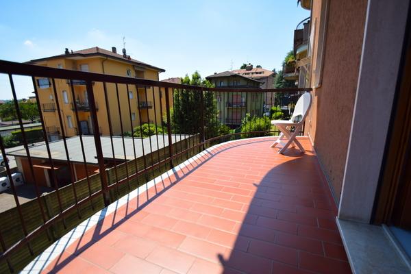 08-2 balcone lato camera_15 - APPARTAMENTO INDUNO OLONA (VA)