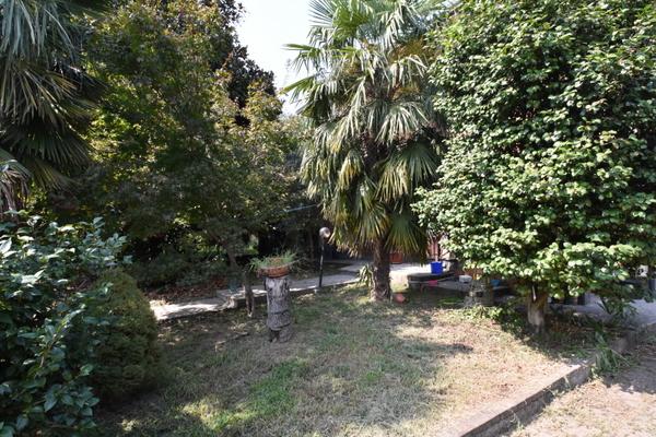 10-1 giardino - VILLA LAVENO MOMBELLO (VA) MOMBELLO