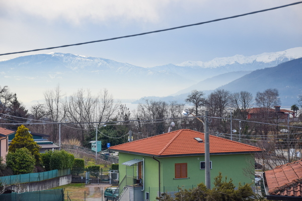03-2 vista - VILLA BREZZO DI BEDERO (VA) BEDERO VALTRAVAGLIA