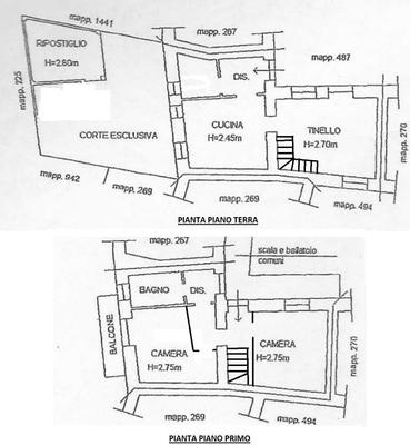 01-1 immobile_00 - PORZIONE DI FABBRICATO BARDELLO (VA) CENTRO