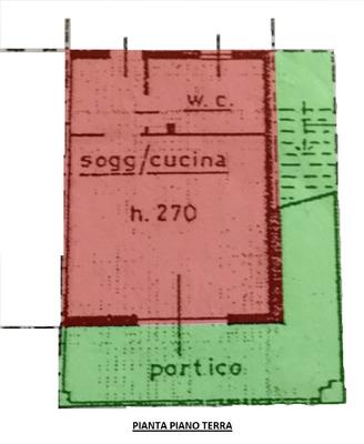 02-1 giardino-portico_03 - MONOLOCALE CASTELVECCANA (VA) CASTELLO
