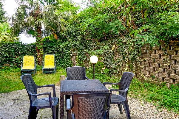 02-5 giardino di proprietà_08 - APPARTAMENTO BREZZO DI BEDERO (VA) BREZZO