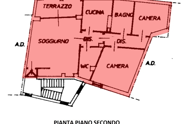 08-1 vista dall'immobile_11 - APPARTAMENTO CUNARDO (VA) CENTRO