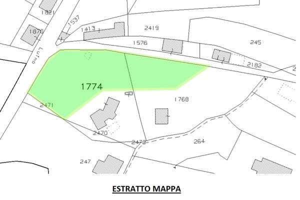 01-1 terreno_00 - TERRENO EDIFICABILE CASSANO VALCUVIA (VA) CENTRO