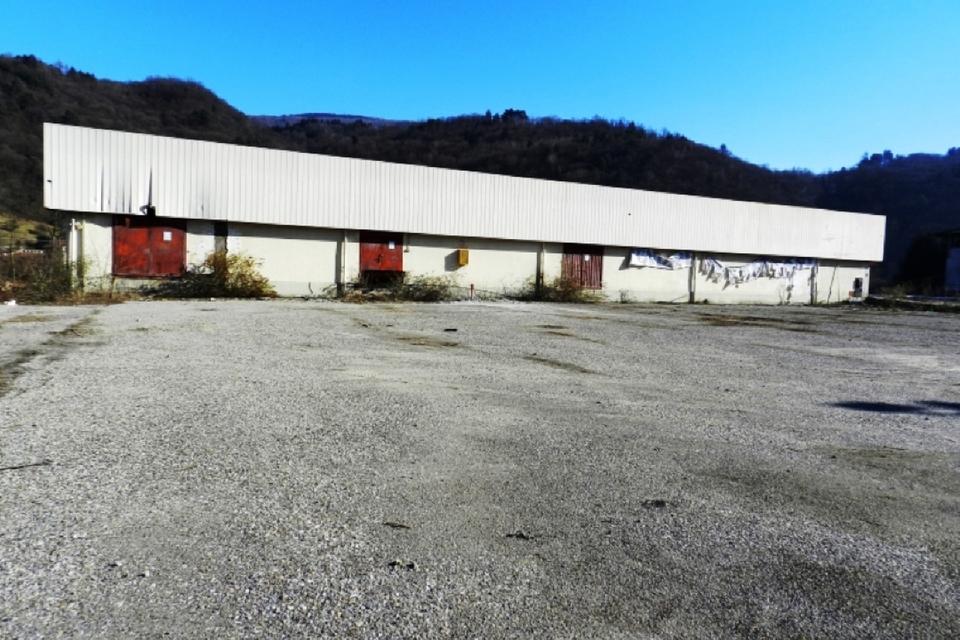 capannone MESENZANA (VA)
